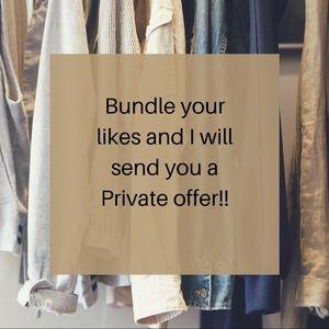 Make a bundle!